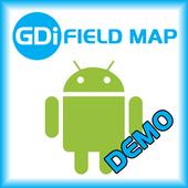 GDi Field Map Demo icon