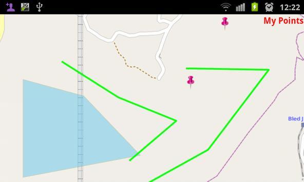 GDi Field Map Demo screenshot 1