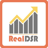 Daily Sales Report - RealDSR icon