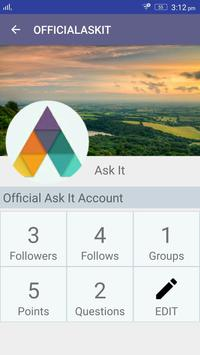 Ask It apk screenshot