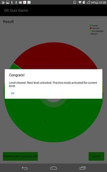 GK quiz game IAS SSC PSC JOB apk screenshot
