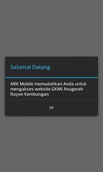 ARK Mobile poster