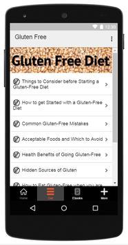 Gluten Free Diet apk screenshot