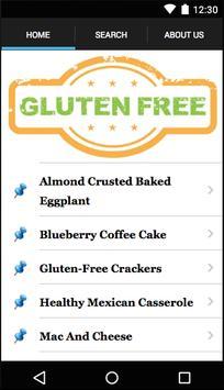 Gluten Free Recipes poster