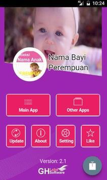 Nama Bayi Perempuan screenshot 1