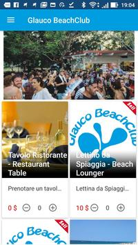 Glauco BeachClub screenshot 2
