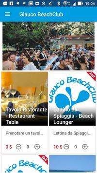 Glauco BeachClub screenshot 2