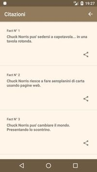 Chuck Norris Facts screenshot 1