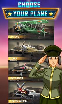 Mayor Husein: Battle of Sky Airforce Fighter Jets apk screenshot