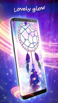 Glitter live wallpaper hd screenshot 8