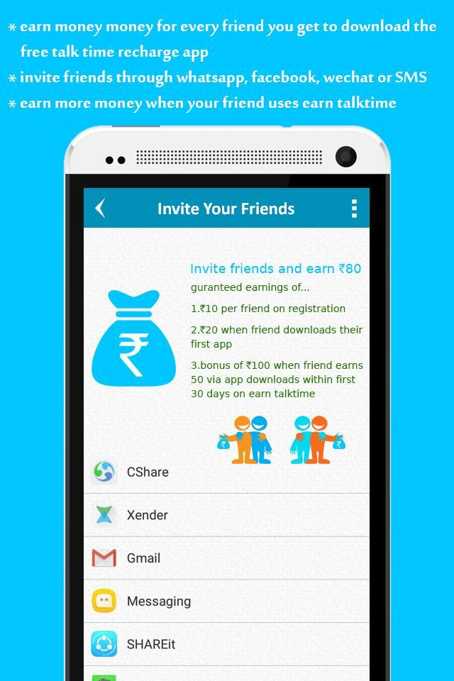 My Free Talktime Recharge for Android - APK Download