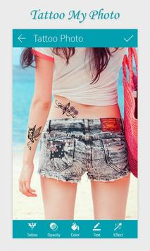 Tattoo My Photo 2.0 apk screenshot