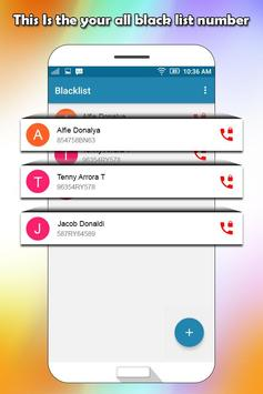Calls Blacklist - Call Blocker screenshot 3