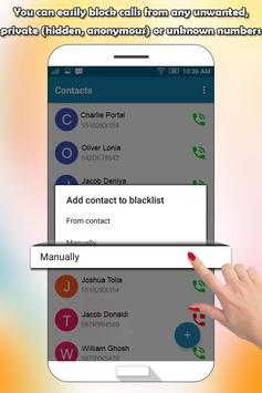 Calls Blacklist - Call Blocker screenshot 8