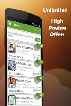 Earn Money apk screenshot