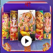 Ganesh Chaturthi Video Maker icon