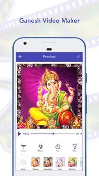 Ganesh Chaturthi Video Maker apk screenshot