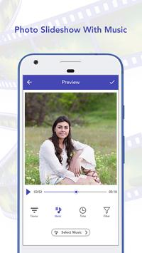 Photo Slideshow with Song apk screenshot