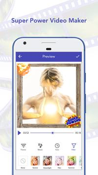 Super Power Video Maker apk screenshot