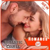Romance GIF icon