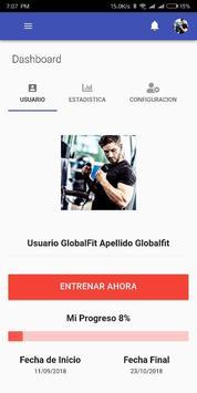 GlobalFit poster