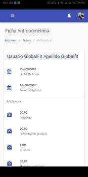 GlobalFit screenshot 2