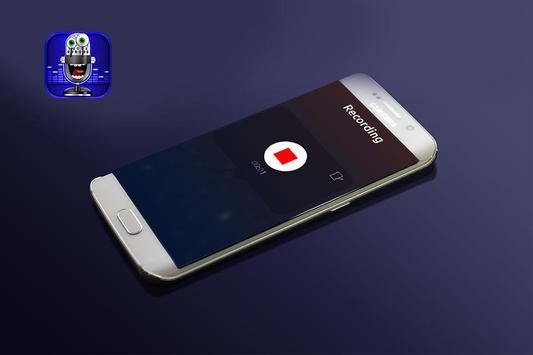 voice changer free apk screenshot
