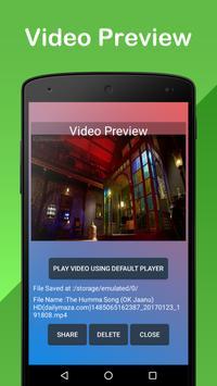 Vidoe cutter for android apk screenshot