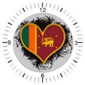 sinhala clock icon