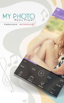 My Photo On Music Player : MP3 Player poster