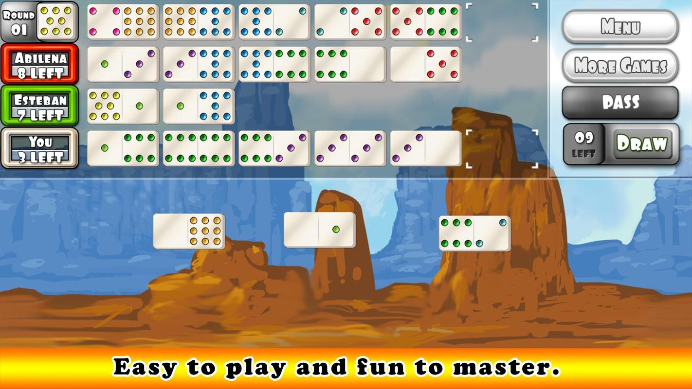 how to play mexican train with 2 players
