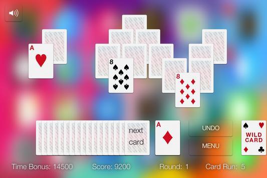 Solitaire 7 screenshot 1