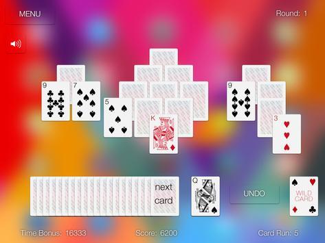 Solitaire 7 screenshot 4
