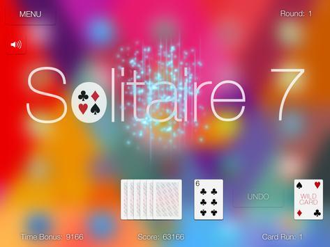 Solitaire 7 apk screenshot