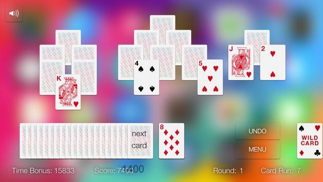 Solitaire 7 screenshot 7