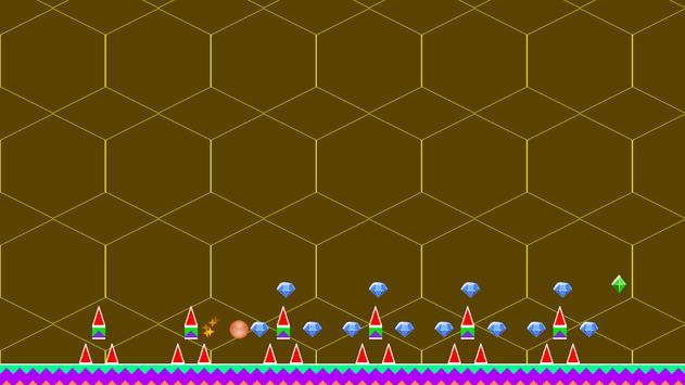Impossible Jumpy Ball - Bounce and Switch apk screenshot