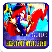 Guide Heroes of Magic Rush icon