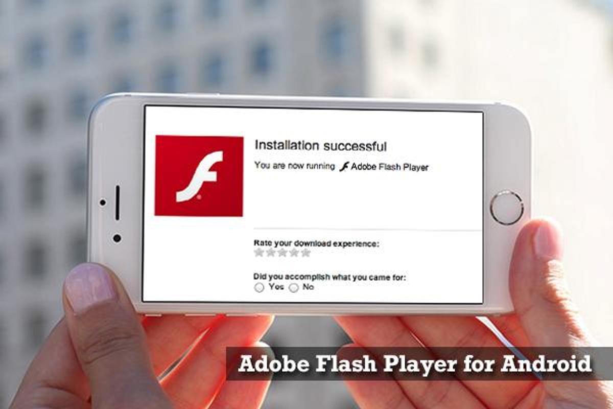 tải adobe flash player