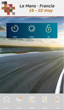 GP Le Mans ES poster
