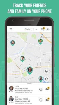 GPS Tracker - Mobile Tracker apk screenshot