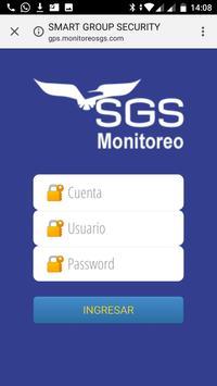 SGS Monitoreo Mobil screenshot 1