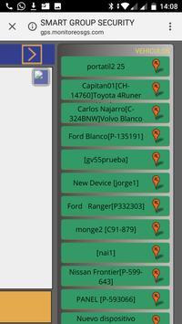 SGS Monitoreo Mobil screenshot 2