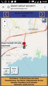 SGS Monitoreo Mobil screenshot 3