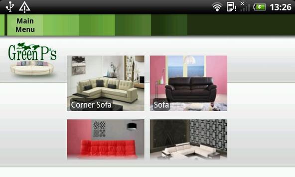 Green P's Furniture screenshot 2