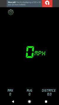 GPS Speedometer (Unreleased) apk screenshot