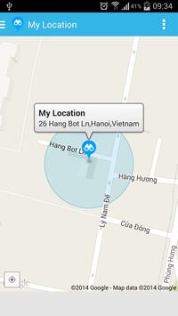 GPS With City Guide apk screenshot