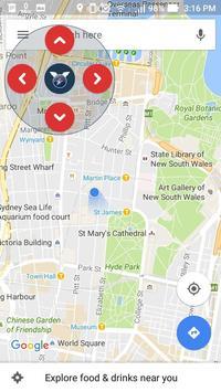 Fly GPS apk screenshot