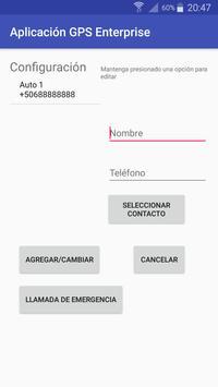 CarLed GPS Enterprise screenshot 1