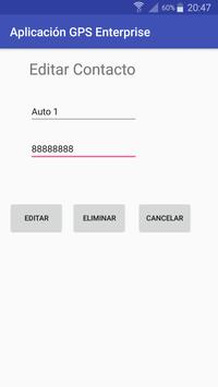CarLed GPS Enterprise screenshot 2