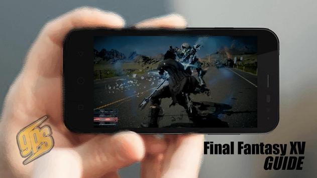 Guide Final Fantasy XV A New Empire Tips & Tricks screenshot 1